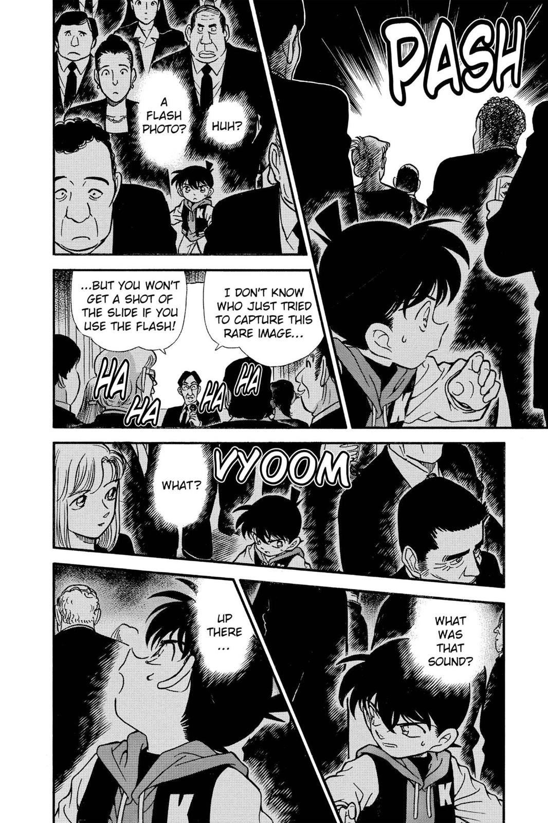 Detective Conan Chapter 239 page 14