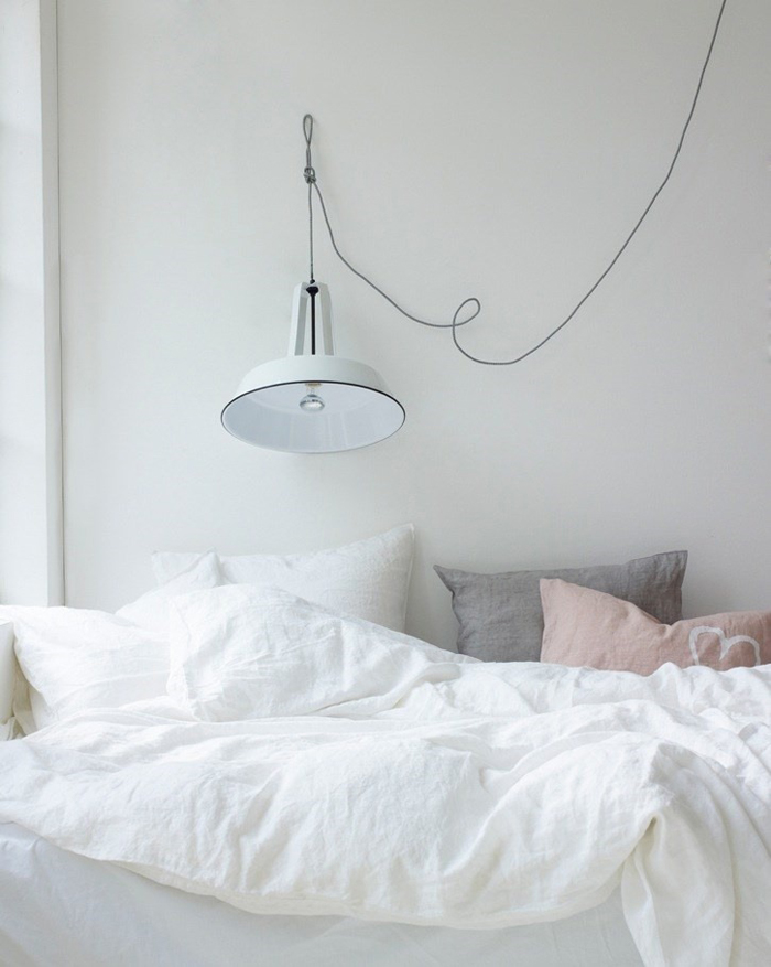 linen bedding - photo vtwonen magazine