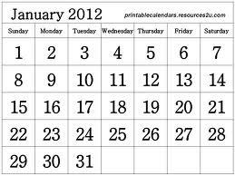 January 2, 2012 Holiday Special