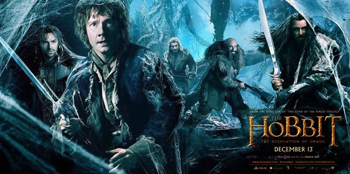 THE HOBBIT: THE DESOLATION OF SMAUG - NUEVO TRAILER SUBTITULADO