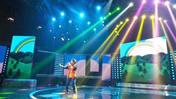 Toper Idol Junior - Laskar Pelangi (Nidji)