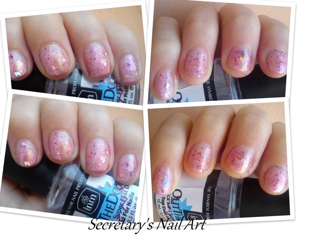 Secretary`s Nail Art