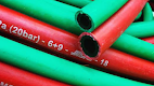 NCR Twin Welding Hose 6mm+9mm