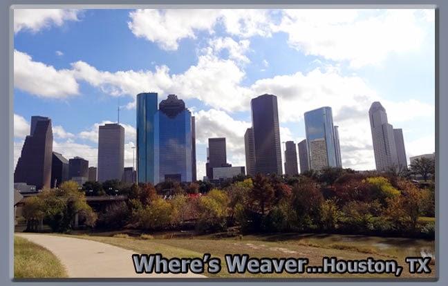 Where's Weaver
