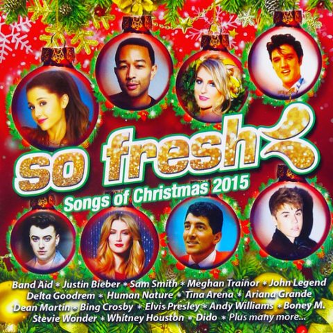 Download So Fresh Songs For Christmas 2015 Ox Gum VL
