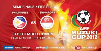 Azkals vs. Lions Suzuki Cup 2012