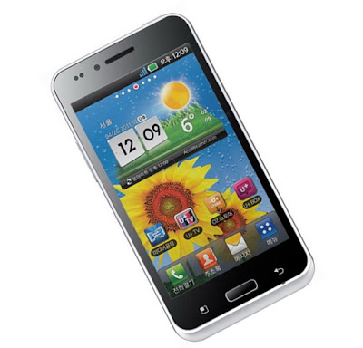 LG Optimus Big LU6800 Smartphone