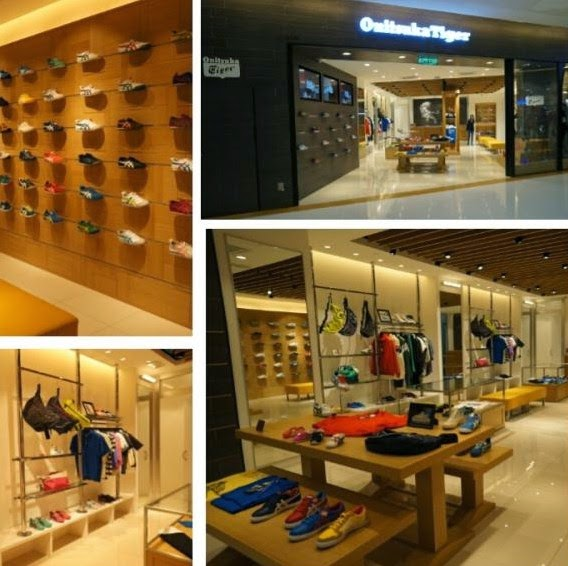 onitsuka tiger store in singapore
