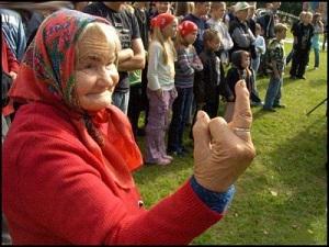 Gambar nenek lucu super gokil