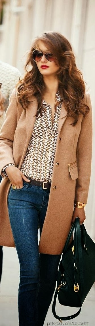 Adorable jacket, amazing shirt and jeans for all Fashion