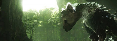 The Last Guardian - videojuegos