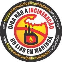 Diga não à incineração do lixo em Maringá!