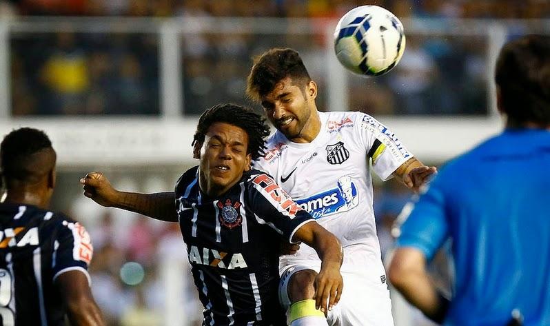 Bola aérea: um problema insolúvel para o Santos