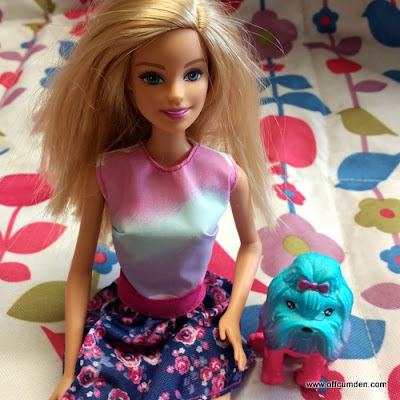Barbie colour me cute