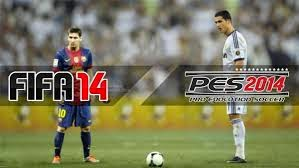 Perbandingan Games FIFA vs PES