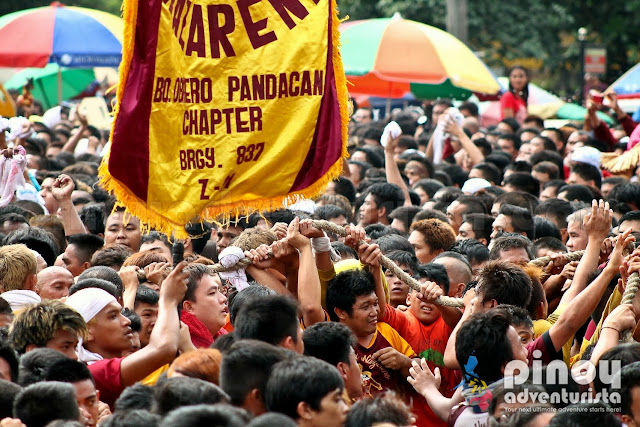 Feast of the Black Nazarene 2015 Schedule Procession Route