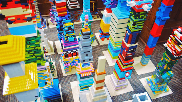 Doug Coupland's Cocktails & Lego | Vancouver Art Gallery