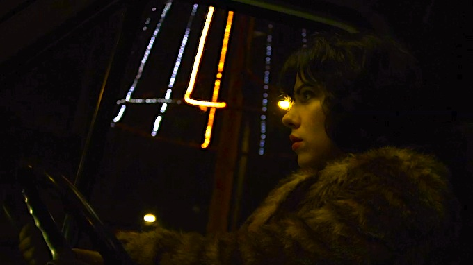 Scarlett Johansson Jonathan Glazer Under the Skin