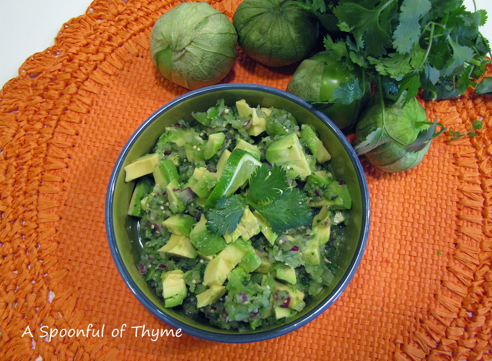 Potato Tacos With Avocado And Tomatillo Salsa Recipe ...