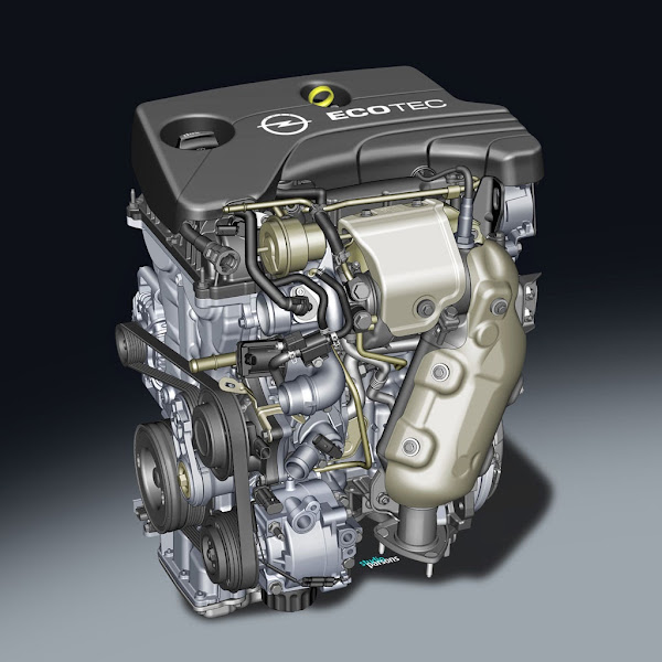 ecotec engine opel