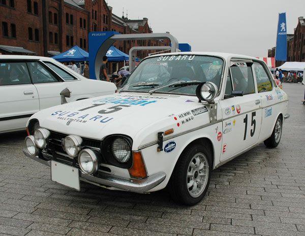 Subaru FF-1, stary japoński samochód, nostalgic, retro, sportowy, oldschool, スバル, クラシックカー