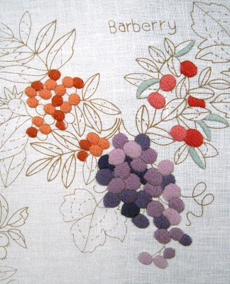 Elsa Williams 'Wild Berries'
