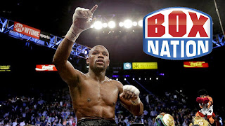 BoxNation Boxing TV Schedule December 07,2013