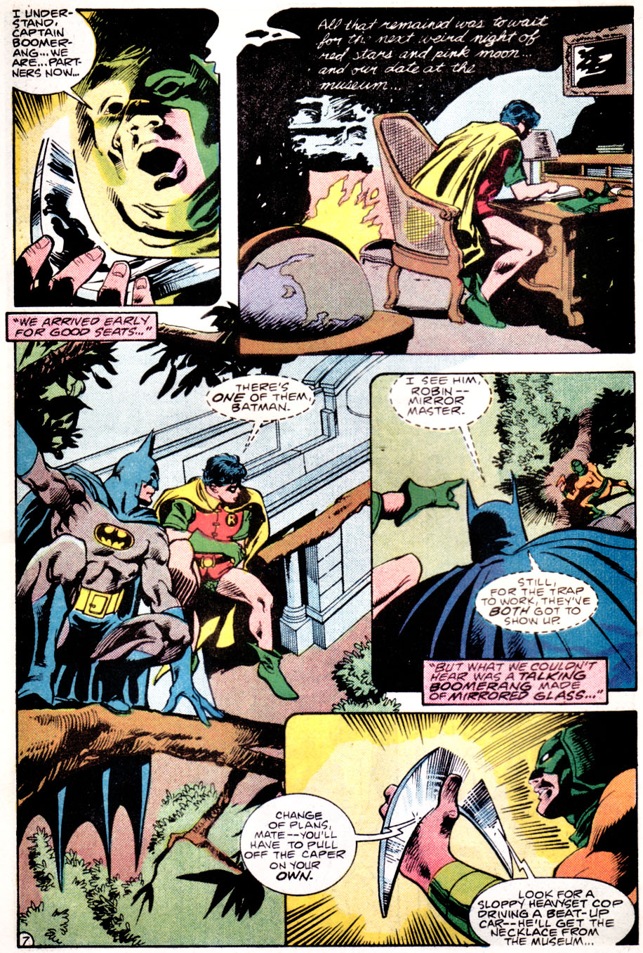 Detective Comics (1937) Issue #555 Page 8