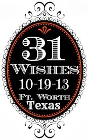 31 Wishes Halloween Event