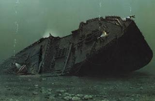 Conheça o naufrágio mais trágico do que o Titanic