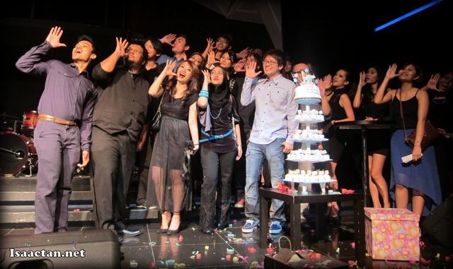 Nuffnang 5th Birthday Party