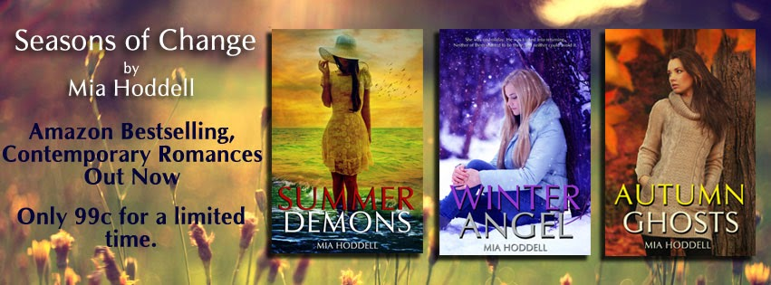 Seasons of Change series on Amazon