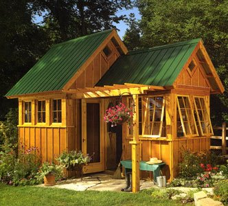 Uncle Macs Garden Shed: BUILD THE BEST GARDEN SHED IN TOWN