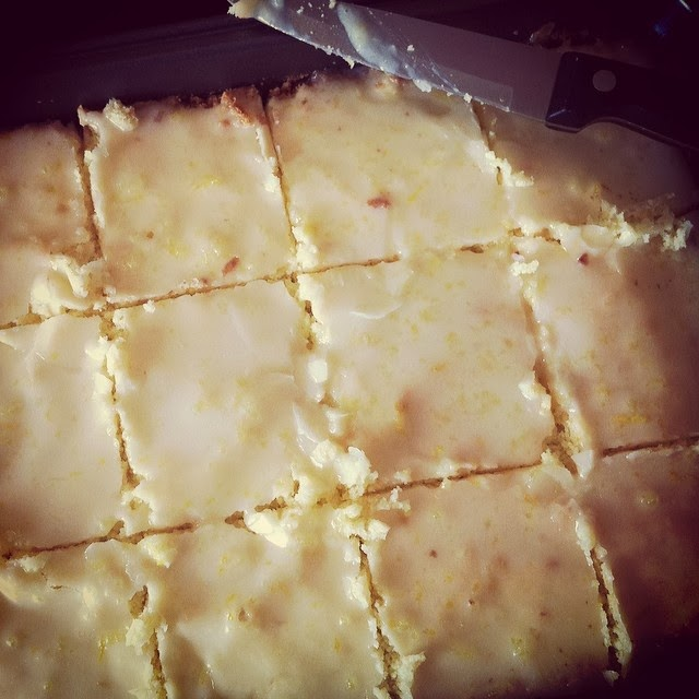 lemon brownies (lemonies)