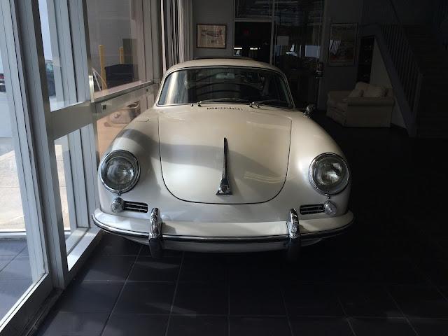 first Porsche model