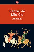 Descargar gratis el cantar de Mío Cid epub pdf