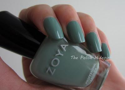 Zoya Bevin Vs Wednesday The Polish Hideout: Zo...