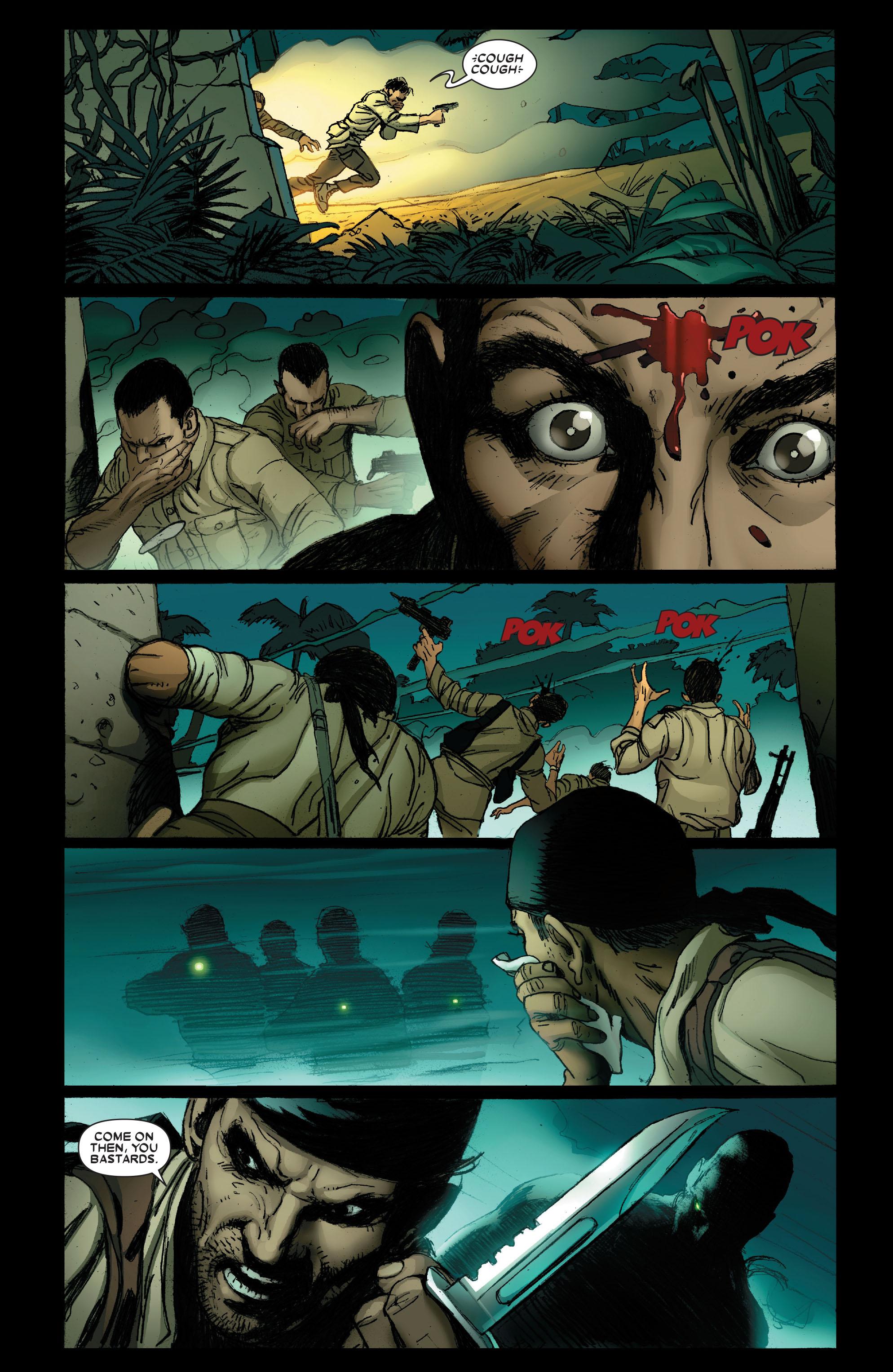 Wolverine: Weapon X #1 #16 - English 8