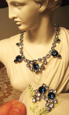 vintage wedding jewelry, vintage bridal jewelry