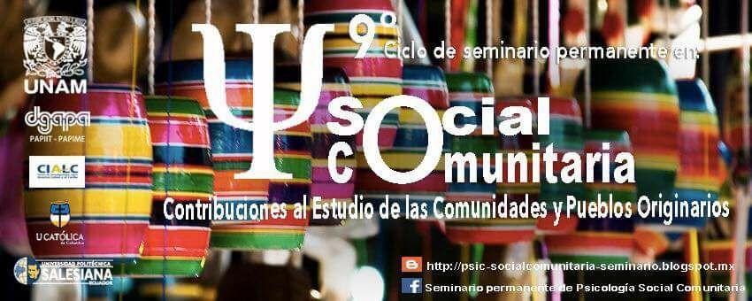 Seminario Permanente en Psicología Social Comunitaria