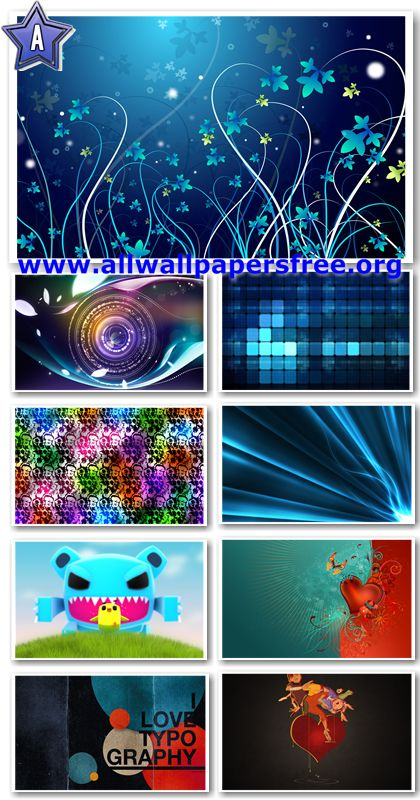 300 Amazing Abstract and Colorful HD Wallpapers 1920x1200 Px