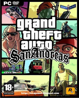 Game GTA SAN ANDREAS - PC GAMES