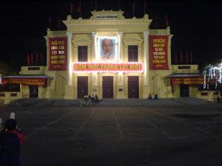 Théâtre municipal de Haiphong (Vietnam)