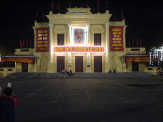 Municipal Theatre Haiphong (Vietnam)