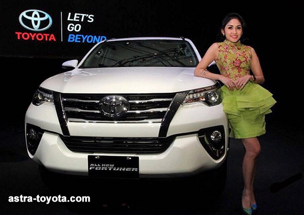 Brosur Detail Toyota All New Fortuner 2018 Tipe G Vrz Srz G 4x4 Astra Toyota Indonesia
