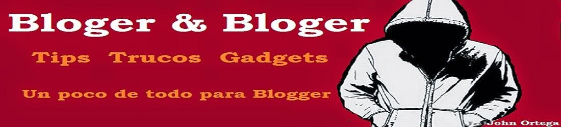 Bloger & Bloger