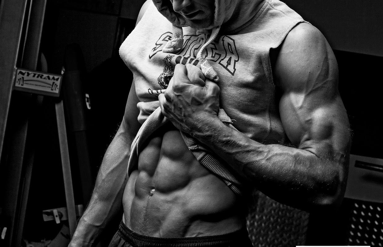 Brzuch, szybko i intensywnie -plan treningowy
