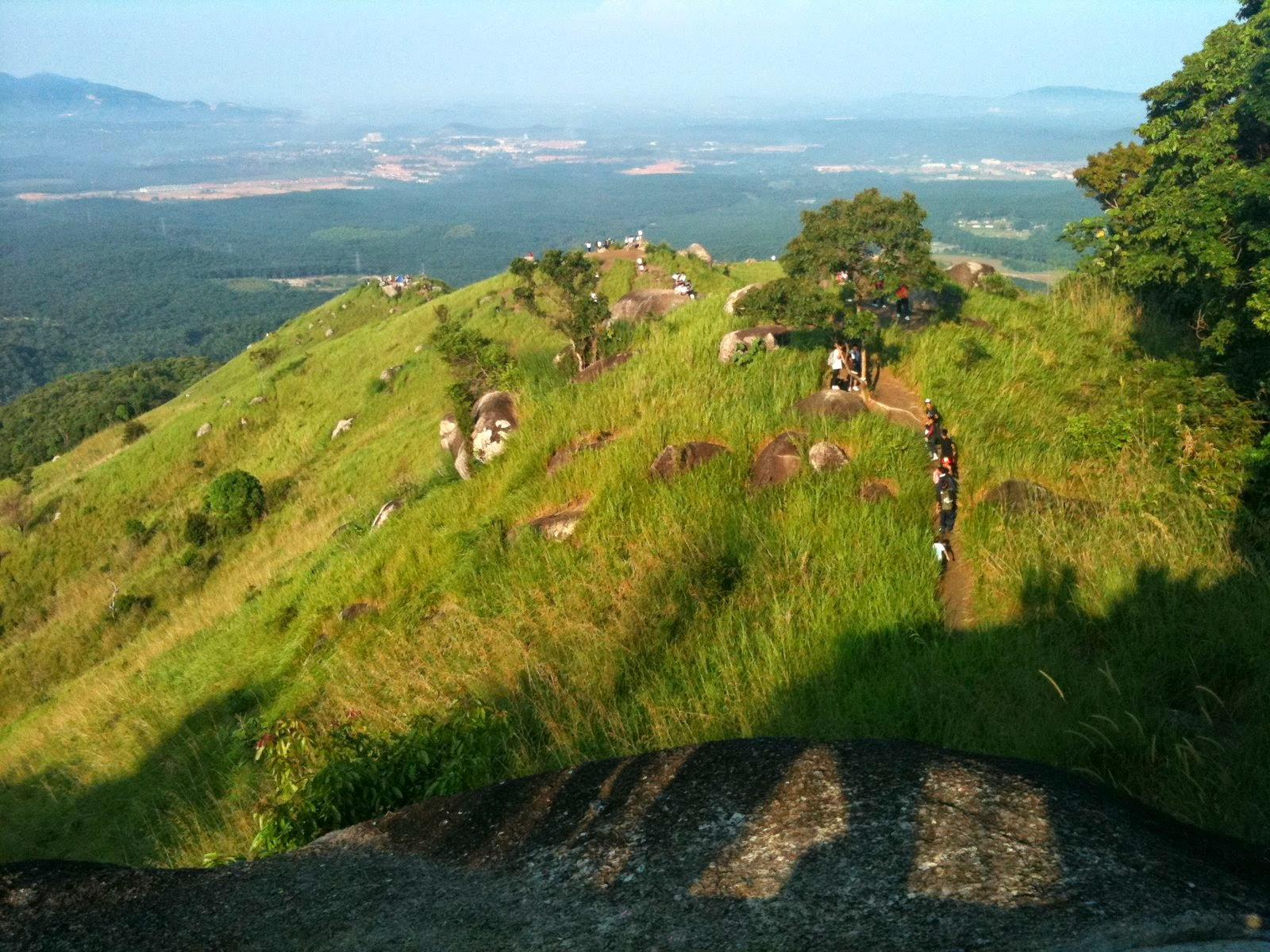 Borga Hill, Kajang