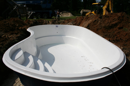 Pool trends for Fiberglass drop in pools prices
