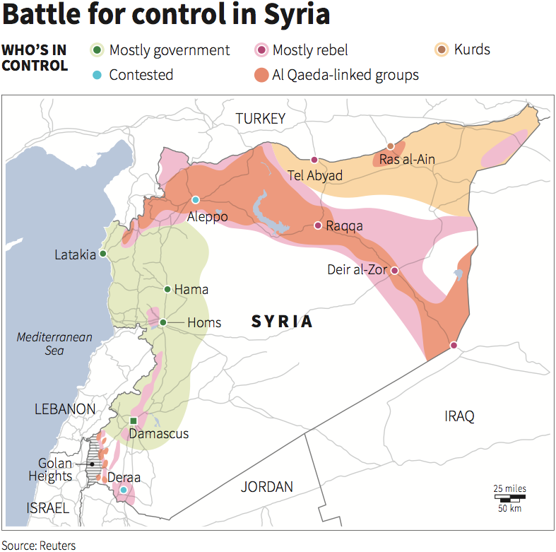 syria map control with Who Controls What In Syria Map on Kurds Pledge Fight Turkey Retain Syria Manbij 170218134339051 together with More maps of the syrian civil furthermore 21667947 Russias Intervention Side Bashar Assad Just Might Increase Chances likewise Jabhat Fateh Al Shams In e And Resources An Open Source Investigation further Isis And Assad Fear Disintegration.